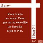 Versículos acerca del amor de Dios por nosotros