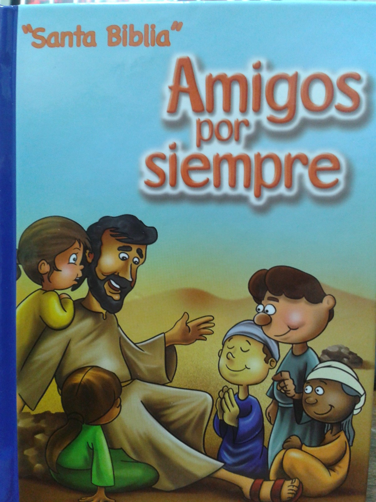 Los niños y la Biblia - Sociedad Bíblica Chilena