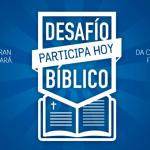 Concurso Biblia jóvenes H2O en Febrero