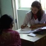 Cientos de familias pehuenches recibieron ayuda medico social en Alto Bio Bio en Enero