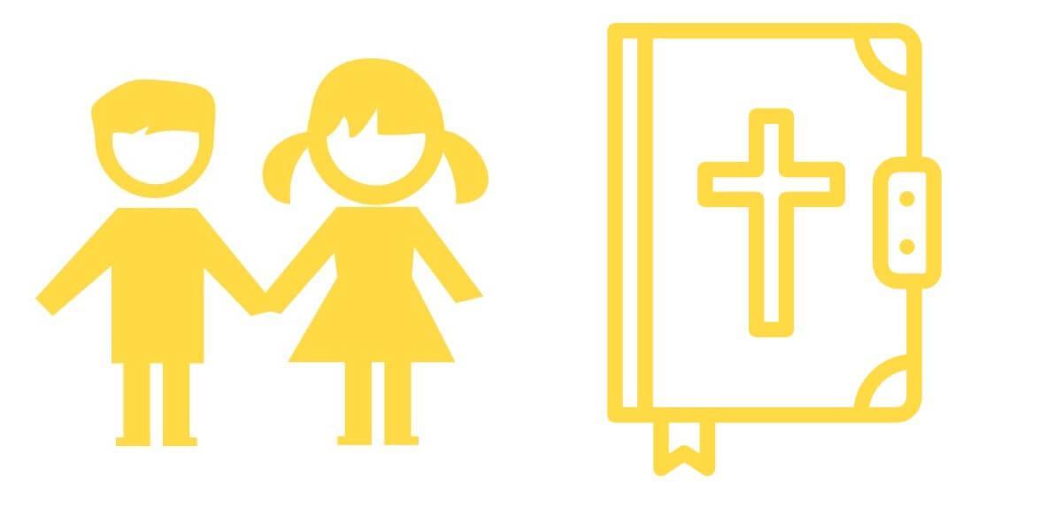 La Biblia y los niños en la misión
