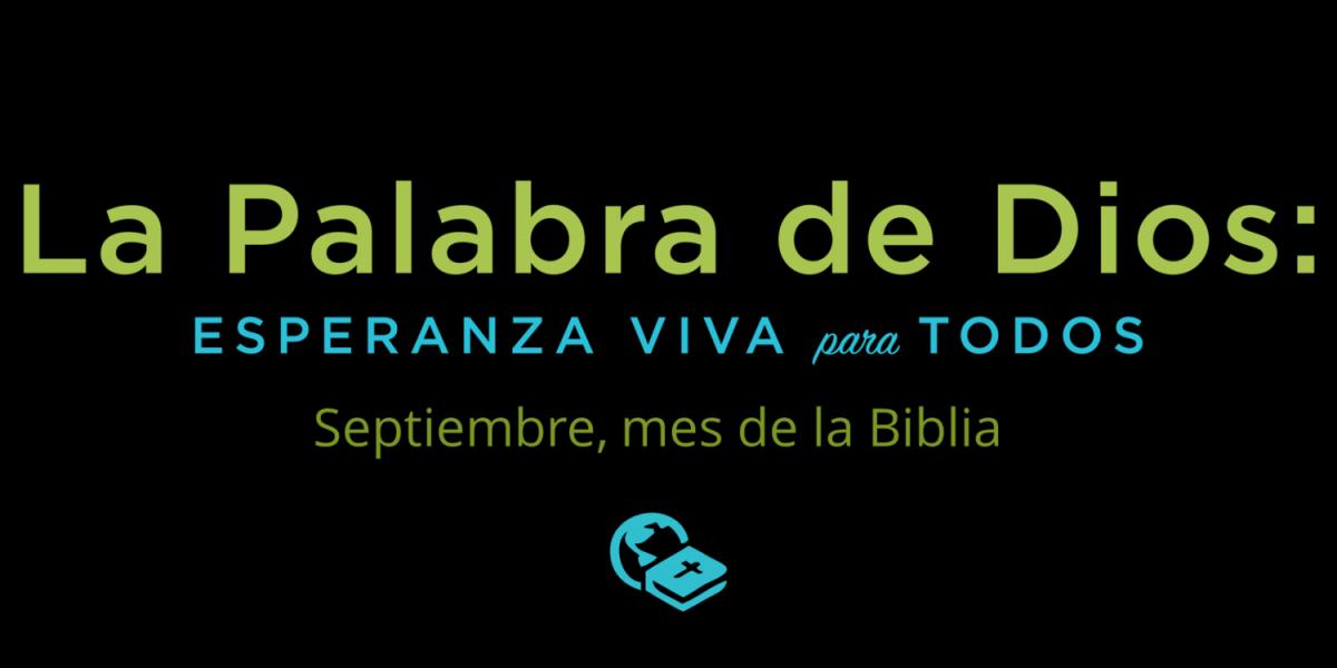 Sugerencias para celebrar el mes de la Biblia - Sociedad Bíblica Chilena