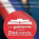 Campaña un Gobierno como Dios Manda