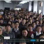 Video sobre la Biblia y la fe en China