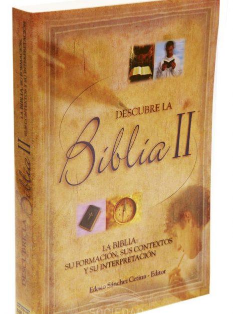 9781598770742 LIBRO DESCUBRE LA Biblia II