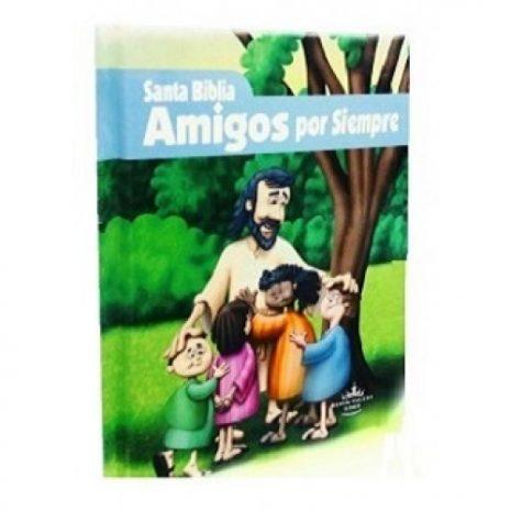 BIBLIA AMIGOS POR SIEMPRE RVR 1960 CELESTE G-500x500